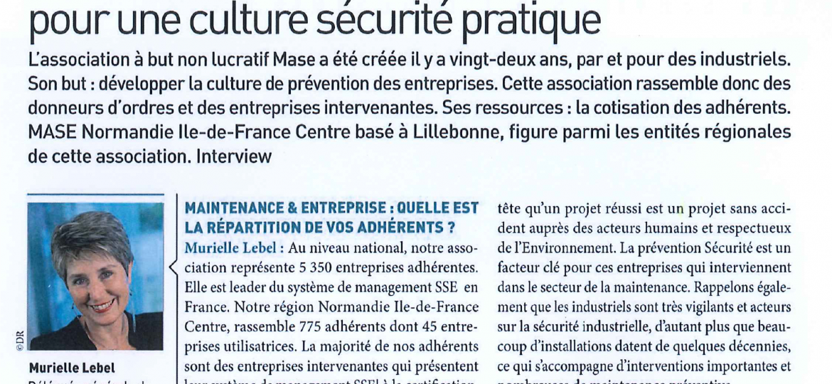 Maintenance et entreprise photo article
